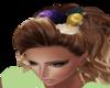 mardigras mini hat