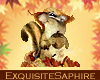 Fallin for Nuts Badge