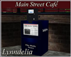 ~L~ Cafe - Newspaper