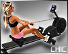 {CHIC} Rowing Machine