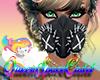Female Gas Mask Derive
