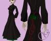 Ghost of Christmas Dress