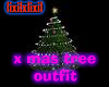 x mas tree outfit