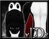xIDx Black Yoshi Fur M