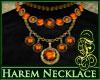 Harem Necklace Orange