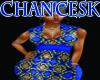 African2 Dress BBXL