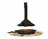 Viking Fireplace