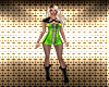 Green Rave Outfit RL
