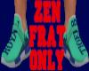 ZEN KIicks - Teal