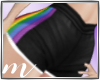 AM: Rainbow Pride Shorts