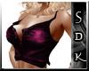 #SDK# Pink Sexy Top