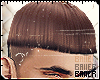 Bowl Cut Brown