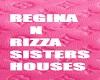Regina n Rizza  sisters