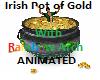 Irish Pot o Gold Rainbow