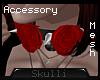 s|s Rose choker . mesh