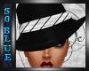 *SB*B&W Mafia Hat