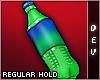 F. Soda Bottle