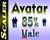 Avatar Resizer 85%