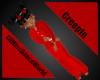 LilMiss Creepin Red