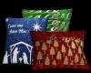Bright Christmas Pillows