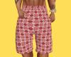 Red Splash Swimwear