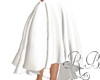 White Layerable Skirt