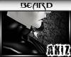 ]Akiz[ GothDemon Beard