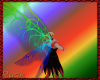 Crystal fae wings - rain