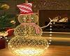 Gld Christmas SM Cndy Cn