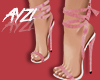 ❀ Sandal Pink