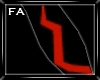 (FA)BodyLightning Red