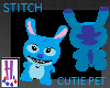 Disney Stitch Cutie Pet