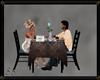 Ballroom Table for 2
