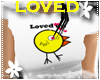 *S* Loved up Chick White