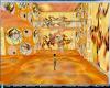 orange tigger room