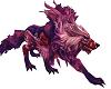 Wolf demon furniture