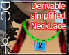 [DC] EasyDeriv Necklace