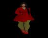 DB: Fall Coat Red