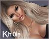 K Qak light blonde lux
