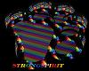 Bright Rainbow FurryClub