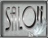 SALON ROOM SIGN