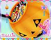☀Kid Halloween Pumpkin