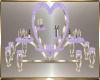 Purple Wedding Bar