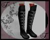 Black Men's Boots