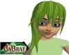 ~MDB~ GREEN NAMINE HAIR