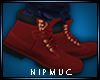 Timbs Red