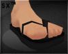 sx™ Black FlipFlops [M]