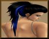 [LM]Chel2 F Hair-Blk/Blu