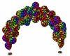 animated Balloon arch