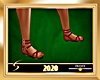 Rania Leather Sandals 4